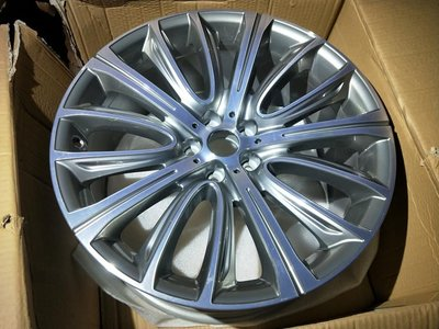 BMW G11 G12 新大7 原廠628 20吋鋁圈...後面2顆..20X10J ET+41