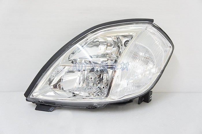 ~~ADT.車燈.車材~~NISSAN J31 TEANA 04 05 06 原廠型晶鑽大燈一邊1500