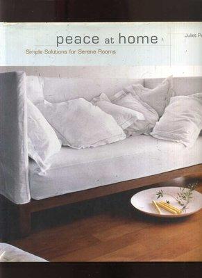 【易成中古書】《Peace at Home》0811839923││671
