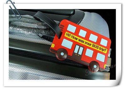《熊熊先生》橡膠造型行李箱吊牌、證件夾卡片套 質感滿分無敵可愛! 可掛包包唷!