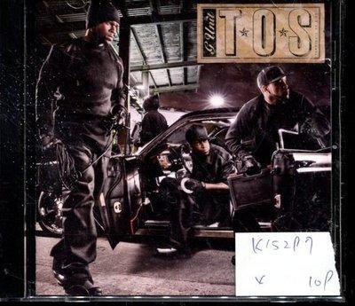 *真音樂* TOS / TERMINATE ON SIGHT 二手 K15297 (封面底破)