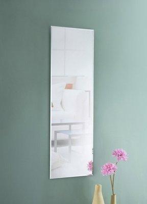 【中華批發網DIY家具】30*90無框斜邊壁鏡 掛鏡 全身鏡 FA-MR3095 送雙面泡棉膠
