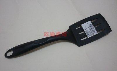 (玫瑰Rose984019賣場)法國~特福TEFAL 耐熱塑膠平煎鏟(有洞)~(特價99元)~不沾平底鍋.炒鍋專用