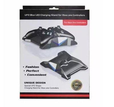 [哈GAME族]全新 XBOX ONE 雙手把座充 座充 可充兩支控制器 贈充電線