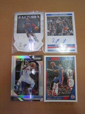 網拍讀賣~Reggie Jackson~LUXE低限量簽名卡/60~限量簽名卡/99~平行銀亮卡~SILVER~綠亮~