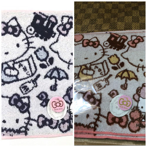 Kitty毛巾