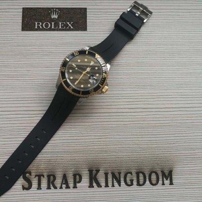 Rolex -Vulcanized Rubber Strap Pin Buckle Series