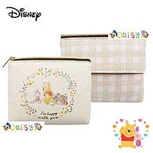 🎈現貨🎈日本 Disney 迪士尼 小熊維尼 pooh 皮革 小物包 化妝包 零錢包 收納包 錢包 面紙包 維尼熊