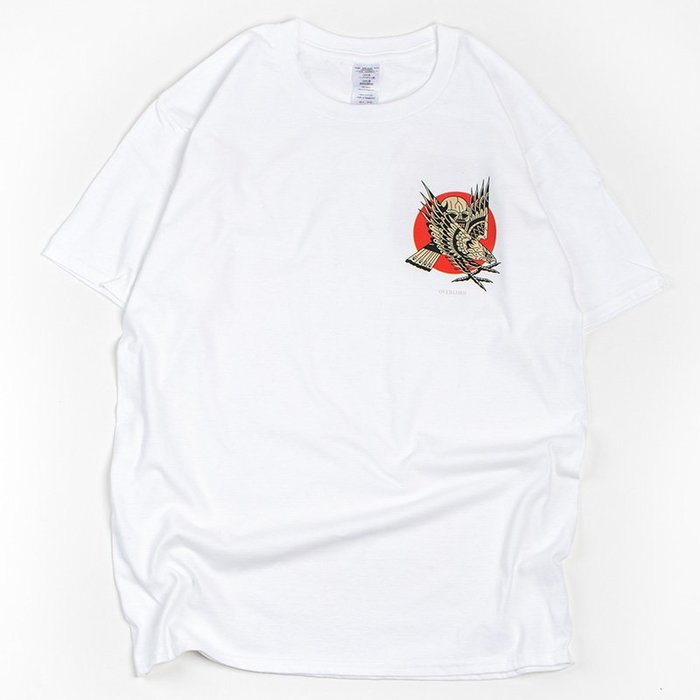 OVERLORD SKATEBOARDS 初夢 短TEE