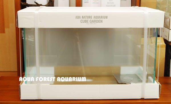 ◎ 水族之森 ◎ 日本 ADA Cube Garden Mist =頂級超白玻璃缸 2尺 60P 60X30X36 cm 6mm 噴砂版 新標誌
