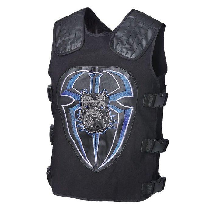 ☆阿Su倉庫☆WWE摔角 Roman Reigns Big Dog Replica Vest RR最新款戰鬥背心 熱賣中