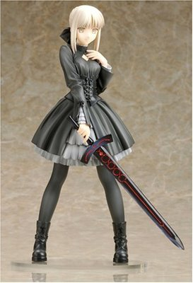 TOY ALTER Fate/hollow ataraxia 黑Saber Alter 禮服Ver. 日版 全新品 現貨