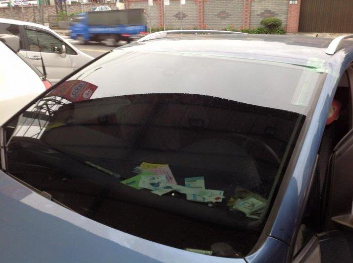 DJD19091406 VW Touran 前擋風玻璃 7000起 依現場車種報價為準