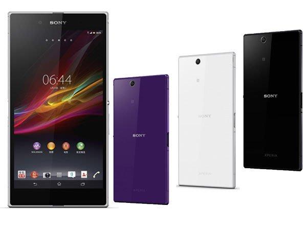 蝦靡龍美【SONY1】索尼(SONY)Xperia Z Ultra XL39h 3G空機  雙卡雙待 超薄超輕 6.44吋大屏