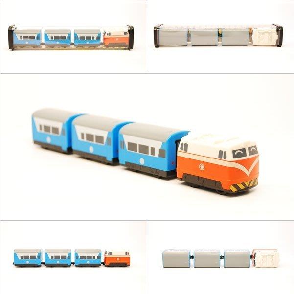 TRAIL 鐵支路 Q版 迴力小列車 臺鐵E200復興號 QV009T2