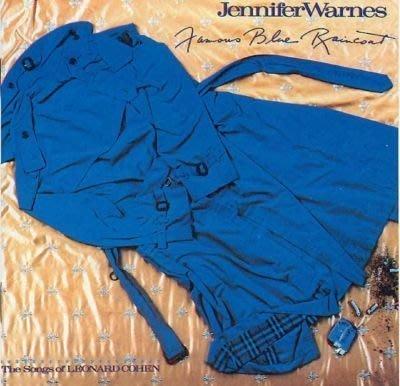 Jennifer Warnes -- Famous Blue Raincoat: The Songs of Leonard Cohen 無ifpi