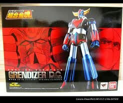 超合金魂GX-76 巨靈神D.C. GRENDIZER DC 全新 bandai 機械人大戰 76