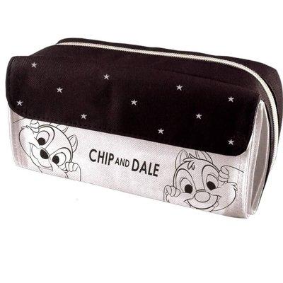 萌貓小店 日本直送-日本DISNEY 系列 Chip n dale筆袋ディズニー ガバトレーペンケース チップ&デール