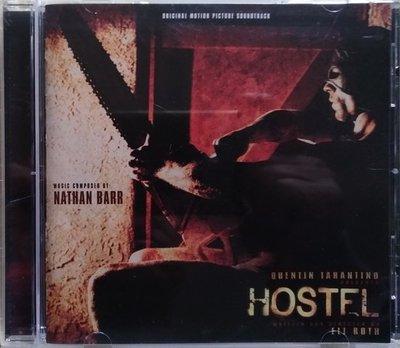 《絕版專賣》恐怖旅舍 / Hostel 電影原聲帶 Nathan Barr (美版)