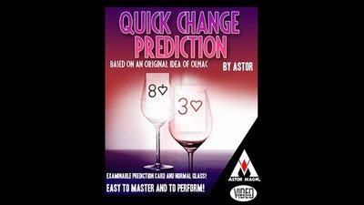 【天天魔法】【S1289】正宗原廠~快速變化預言~Quick Change Prediction by Astor