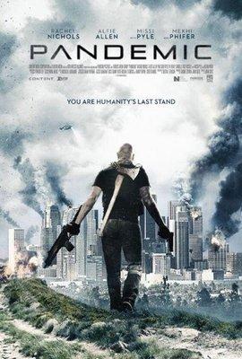 """【藍光電影】病毒入侵 Pandemic (2015) 動作場面夠""""燃"""" 87-048"""