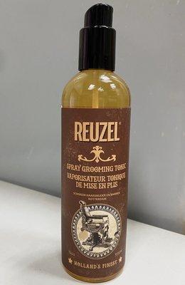 ☆美麗佳人☆荷蘭經典 REUZEL Spray Grooming Tonic 保濕強韌打底 熱塑順髮水 順髮噴霧