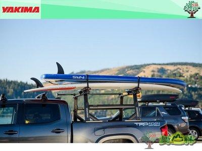 YAKIMA 1153 SideBar Short Bed 可調側桿/OverHaul HD 可調高度貨卡行李架配件