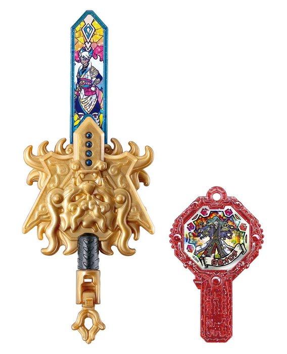 大靈槍 妖聖劍系列 05 DX Biacco DX 妖怪手錶 萬代 日版 BANDAI LUCI日本代購