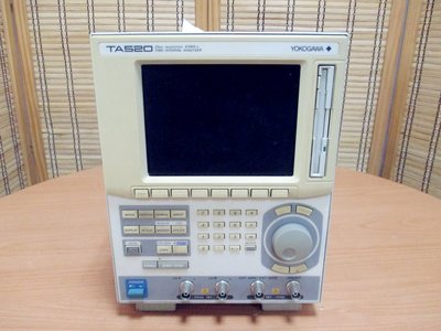 康榮二手儀器YOKOGAWA TA520 704310-1-D/C8/F1 Time Interval Analyzer
