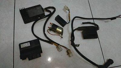 [原廠]金勇噴射零件.電腦電子控制單元(ECU).高壓線圈 CDI,整流器,起動繼電器KTR 酷龍 勁多利 金勇