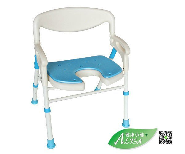 ALISA 小舖-外銷 浴室防滑收合洗澡椅(沐浴.便器.便盆)回饋價1780元免運費 外銷日本款