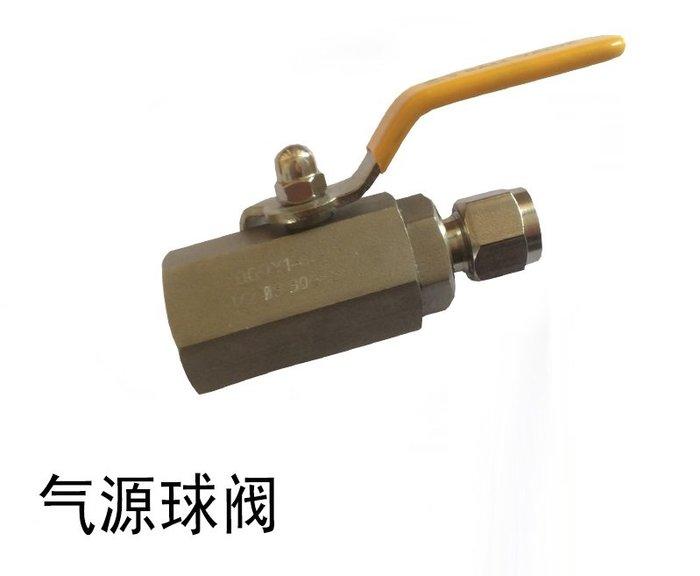 SX千貨鋪-不銹鋼QGQY1-64P氣源球閥卡套球閥/六角棒料球閥1/2-φ8#優質材質 #做工精緻 #價格實惠