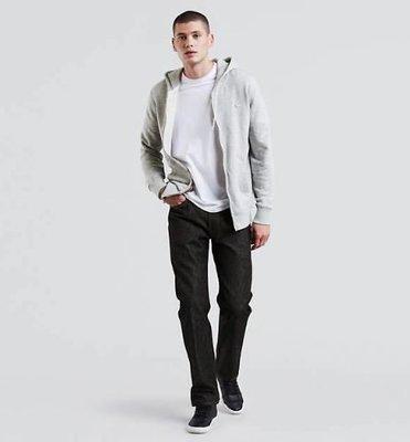 【養褲原色28-44腰】美國LEVI S 501 Original Shrink-To-Fit 上漿黑直筒牛仔褲優惠