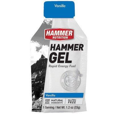 騎跑泳者-HAMMER GEL能量果膠單包.6種口味素食可.參考Powergel,GU,運動達人,邁克仕,義維力
