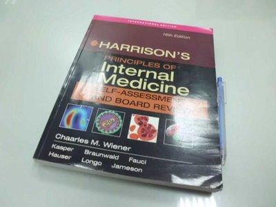 6980銤:A14-5☆2005年出版『HARRISON'S PRINCIPLES OF INTERNAL MEDICINE 16/e』