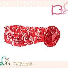 【B& G童裝】正品美國進口Crazy8 Rosette Palm Print Fruffle 玫瑰花嬰兒髮帶
