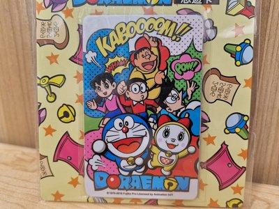 台灣多啦A夢KABOOOOM悠遊卡 可以在7-11全家OK萊爾富便利店用,捷運MTR,公車,火車可用叮噹哆啦A夢胖虎大雄靜香多啦美叮鈴