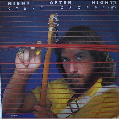 美國二手黑膠Steve Cropper/Night after night