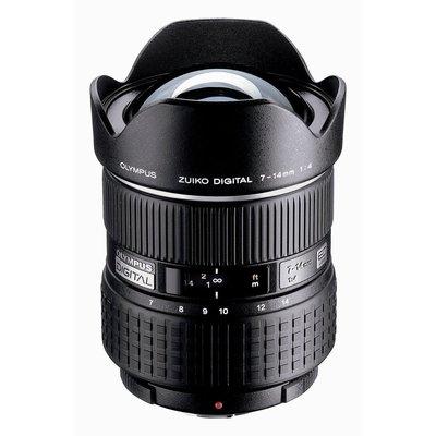 【eWhat億華】  Olympus ZD 7-14mm F4.0 超廣角鏡  【43系統】  平輸  現貨【1】全新品特價出清優惠中
