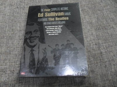 全新DVD, ED SULLIVAN SHOWS, FEATURING THE BEATLES