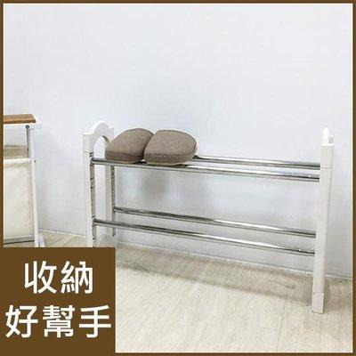 鞋架 置物架 玄關【居家大師】SH52 日系可疊伸縮鞋架1入 鞋櫃/外宿/茶几/收納