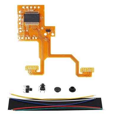 適用於XBox One Elite / XBOX One遊戲手柄連發排線Rapid Fire射速排線扁平電纜套件  #川川而上#FHGV2451