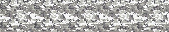 【Artist阿提斯特】(霧面)雪地迷彩彩繪貼膜
