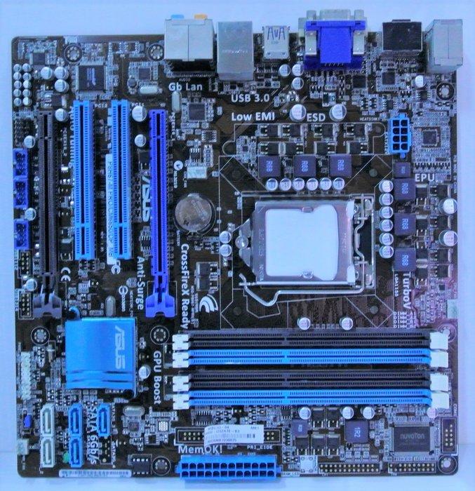 ~ 駿朋電腦 ~ 華碩 P8H67-M PRO/CM6650/DP_MB 1155主機板 DDR3 顯示 $1000
