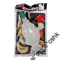 100% 全新 現貨 日本 醬油 魚水樽 (綠色蓋) 魚型 醬油 水樽 極小量現貨 日本購入 $68 包郵