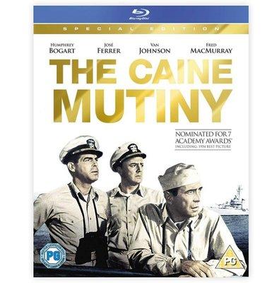 BD 全新英版【凱恩艦事變】【The Caine Mutiny】Blu-ray 藍光 1954