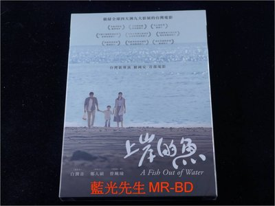 [DVD] - 上岸的魚 A Fish Out of Water ( 得利公司貨 )
