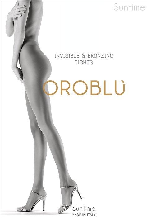 °☆就要襪☆°全新義大利品牌 OROBLU SUNTIME T型無痕極緻透明絲襪(15DEN)