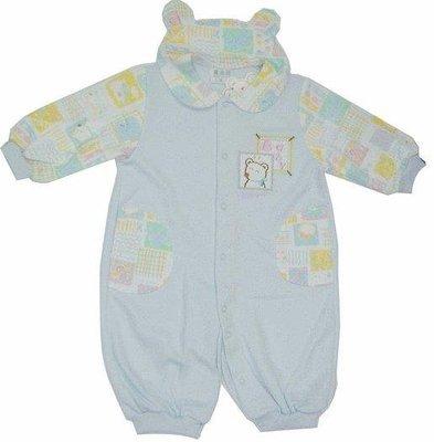 可愛寶貝---◎◎全新老鼠繡花有領兩用嬰兒服---中厚◎◎☆☆人氣商品☆☆