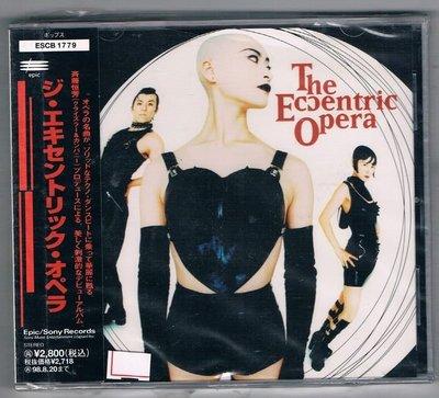 [鑫隆音樂]日本CD-The Eccentric Opera/日本進口盤 (全新) 免競標